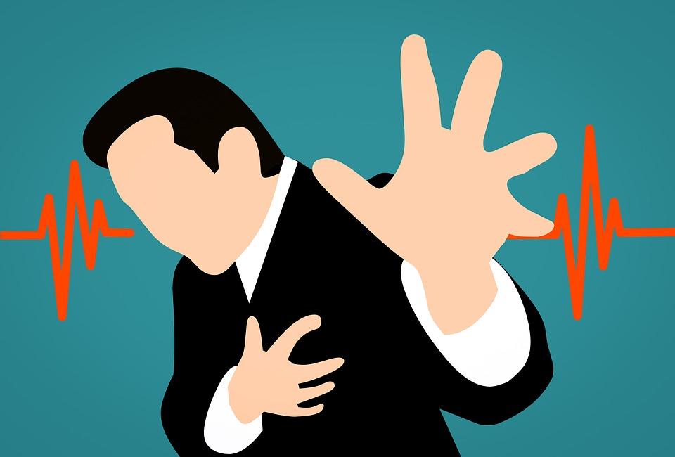 проблеми с белодробно сърце
