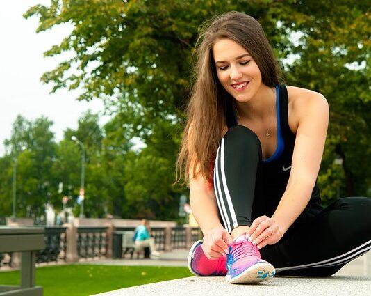 дамски фитнес дрехи